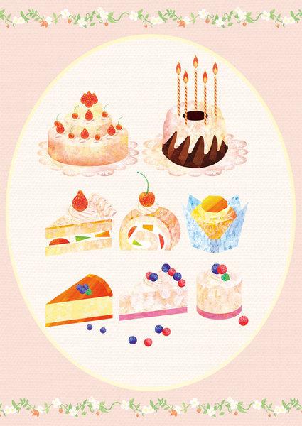 各种美食料理甜点(共767p,已更300+)图片
