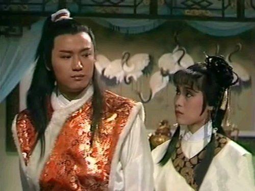 苗侨伟真是太帅了, 他演的杨康是那种既坏但又让人同情, 而不是一味